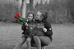 Kinder sind wie Blumen